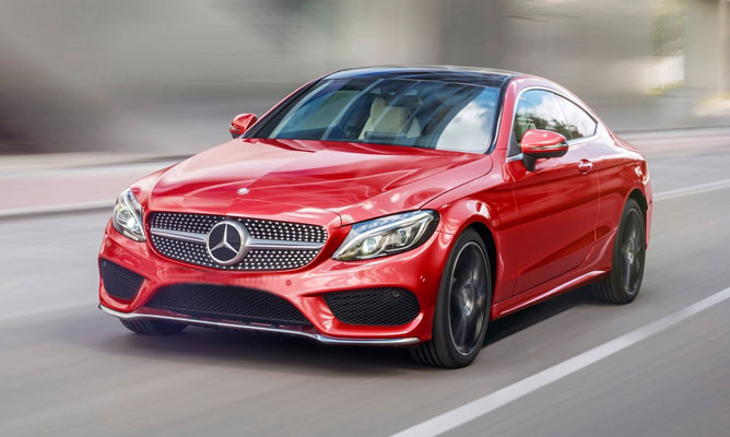 Uk To Get 2015 Mercedes Benz C Class Coupe