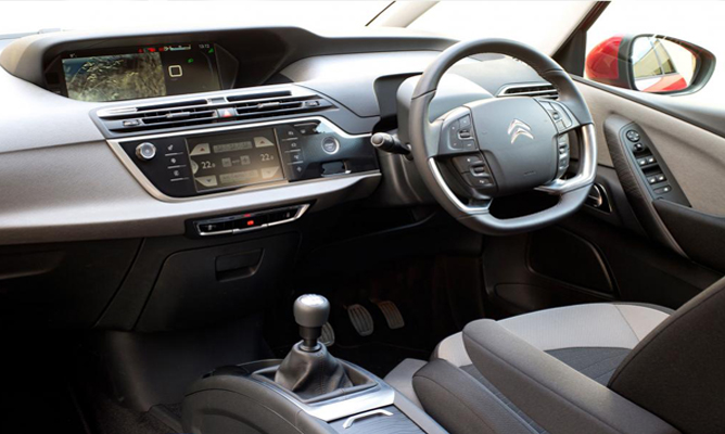 Which is the best seven seat mpv - C4 picasso interior ...