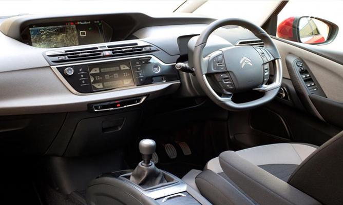 Which is the best seven seat mpv - Citroen c4 grand picasso interior ...