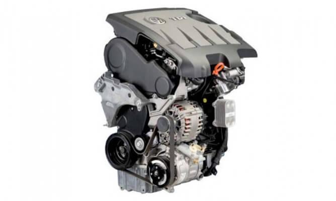 Vw Motor Typ Ea 189