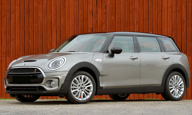 New Mini Clubman Fleet Focused Version Arrives In The Uk
