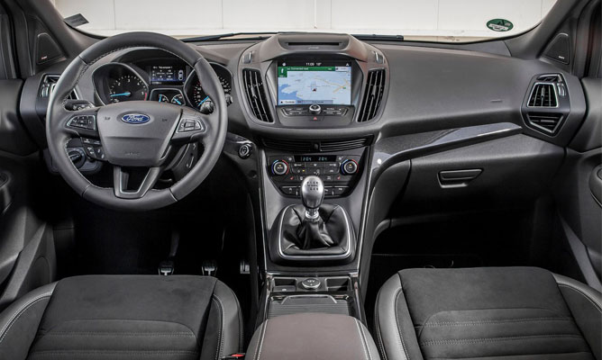 the ford kuga a reliable suv
