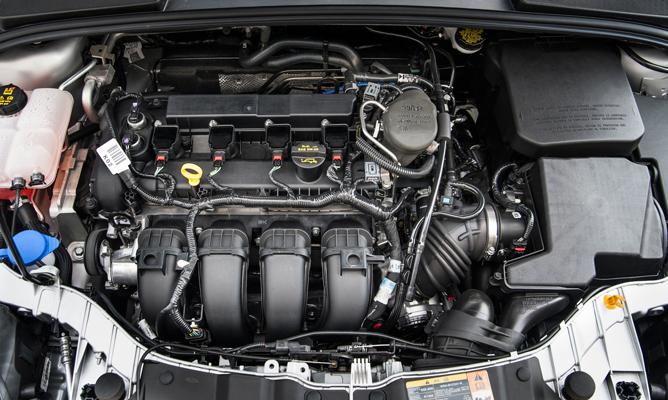 двигатель форд фокус 2 л #11