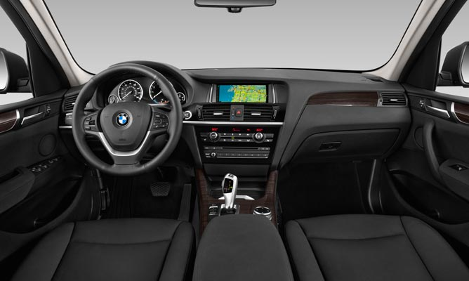 BMW X3 Is A Practical SUV In Its Range