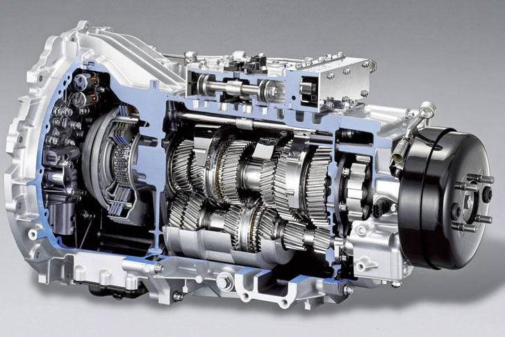 BMW Gearbox