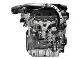 Reconditioned VW Passat Engine