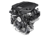A4 Convertible Petrol Engine