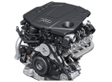 Reconditioned Audi A5 Convertible Engine