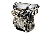 Reconditioned Ford Fiesta Engine