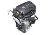 Golf Petrol Engine