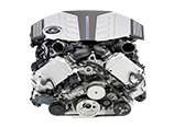 Reconditioned BMW X5 Engine